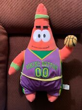 "Patrick Bikini Bottom Basketball Plush Doll SpongeBob Squarepants 19"" Large"