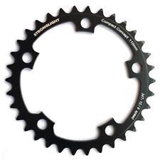 Stronglight Cadena Bicicleta Ring Dural 5083 110 Bcd Shimano 9 10 Velocidad 34t