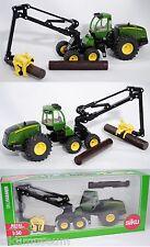 Siku Farmer 1994 John Deere Harvester 1470E, 1:50, OVP