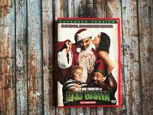 DVD: BAD SANTA extended Version mit Billy Bob Thornton
