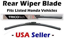 Rear Wiper - Premium Beam Blade - fits Listed Honda Vehicles - 19130