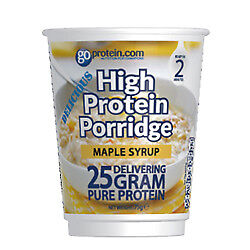 Protein Porridge 25g Pure Protein Per Serving Great Flavours