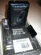 Walkman PANASONIC RQ-V60 primi anni 90 original mc cassette retro vintage player