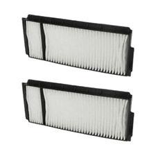 HQRP Filtro de aire de cabina para BP4K-61-J6X / 800023P2 Microfiltro, reemplazo