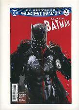 ALL STAR BATMAN #1 JOCK COVER