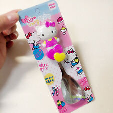 Super Cute Hello Kitty Stainless Steel Lunch Dinner Ice Cream Rice Spoon