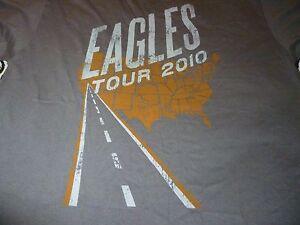 Eagles Tour Shirt ( Size XL ) NEW!!!
