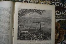 1881 neue Welt 47 Genua Gebhard Flatz Maler Pisa