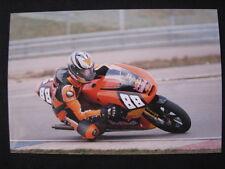 Photo Red Bull ADAC KTM Juniors 125 2005 #88 Michael Ranseder (AUT) EK 125 Assen