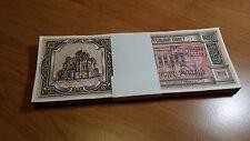 Belarus 100 banknotes (bundle) 10000 rubles 1994 (charity ticket) AUNC