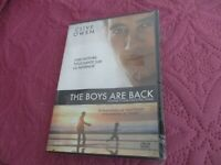 "DVD NEUF ""THE BOYS ARE BACK"" Clive OWEN / Scott HICKS"