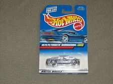Mattel Hot Wheels Collector series 1035 Plymouth Cuda die cast muscle car new 3+