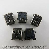 5 Pin Mini USB Buchse SMT Female SMD Socket Connector