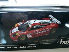 MCLAREN F1 GTR #9  1995 1:43 IXO VOITURE-COLLECTION-DIECAST-GTM065