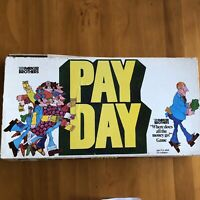 Payday Board Game Parker Brothers Vintage 1975 - 99% Complete