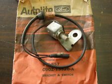 NOS OEM Ford 1969 Torino Back Up Light Lamp Switch 3 Speed 390ci w/ Console