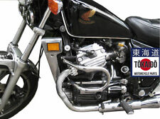 engine bar L+R chrome for Honda Silver Wing GL650 GL500 CX500B CX500C CX500E