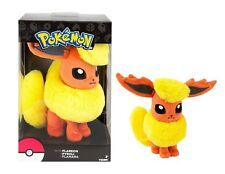 Pokemon Flareon Soft Plush Figure Toy Anime Stuffed Animal