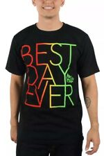 Mac Miller Best Day Ever Size SMALL Adult T-Shirt Rap Hip Hop AUTHENTIC Merch!