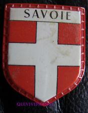 BG8803 - ECUSSON  BLASON PROVINCE DE SAVOIE - cafés MAURICE N°5