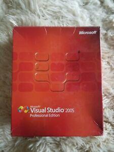 Microsoft Visual Studio 2005 Professional Pro c5e-00001 with keys