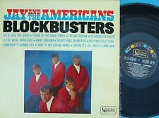 Jay & The Americans ORIG OZ LP Blockbusters EX '65 DG United Artists MONO