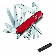 NEW SWISS ARMY 53861 RED RANGER VICTORINOX MULTI TOOL KNIFE SALE NEW IN BOX SALE