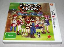 Harvest Moon Skytree Village Nintendo 3DS 2DS Game  *Complete*