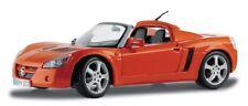 Maisto 1/18 Opel Speedster Diecast Car 31615 NIB