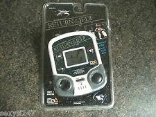 STAR WARS RETURN OF THE JEDI MGA handheld lcd game new old stock scellé 1995