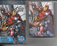 Marvel Avengers Assemble Jumbo Playing Cards
