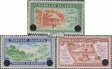 Tokelau 6-8 Volume 1967 completeett MNH 1967 print edition
