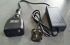 Hair Clipper Voltage & frequency Converter from 220 to 110 Volt 60HZ transformer
