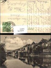 164814,Waidhofen a. d. Ybbs Ansicht m. Boot 1914