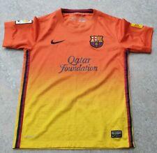 Barcelona FC - 2012/13 Away Camiseta De Fútbol Nike 10-12 años