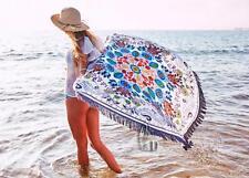AU SELLER Cotton Tapestry Blanket Bedspread Yoga Shawl Beach Towel sw086-5