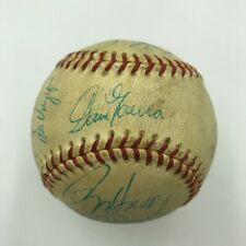 1981 Cleveland Indians Team Signed Official American League Baseball