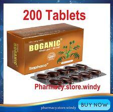 200 tablets Boganic Hepatobiliary tonic, Reduce Cholesterol Treat Liver function