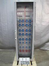 """Rittal PR-Advanced 19"""" Rack Verteilerschrank Schaltschrank Stromverteiler #22285"""