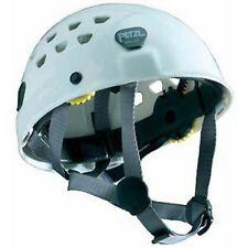 PETZL ecrin roc climbing helmet adjustable 53-63cm  search & rescue safety white