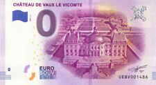 77 MAINCY Château de Vaux-le-Vicomte 2, 2019, Billet 0 € Souvenir