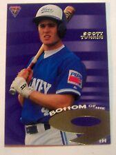 1995 Futera Baseball Trading Card Scott Tunkin Bottom of the 9th