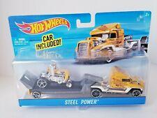 Hot Wheels Steel Power New Hauler RARE HARD TO FIND!