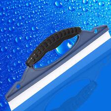 Silicone Car Home Wash Window Glass Soap Clean Squeegee Scrape Blade Water Wiper