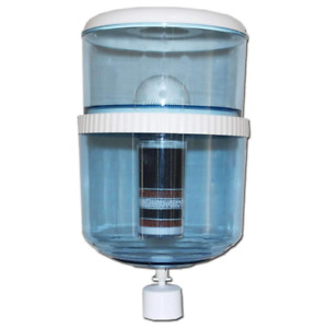 Aquaport Water Filter Bottle BPA Free Replacement Bottle Set