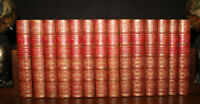 1876 The Works of Washington Irving 18 Works in 14 Volumes Sotheran Bindings