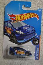 2017 Hotwheels - '12 Ford Fiesta