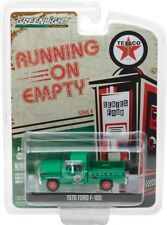 Greenlight Runnng On Empty 1970 Ford F-100 Pickup Texaco Free USA Shipping READ