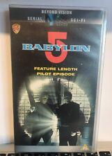 Babylon 5 - Pilot (VHS/SH, 1995) PAL