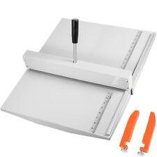 46cm Machine de Pliage Papier 460mm Longueur Rainage Folding Machine Manuel